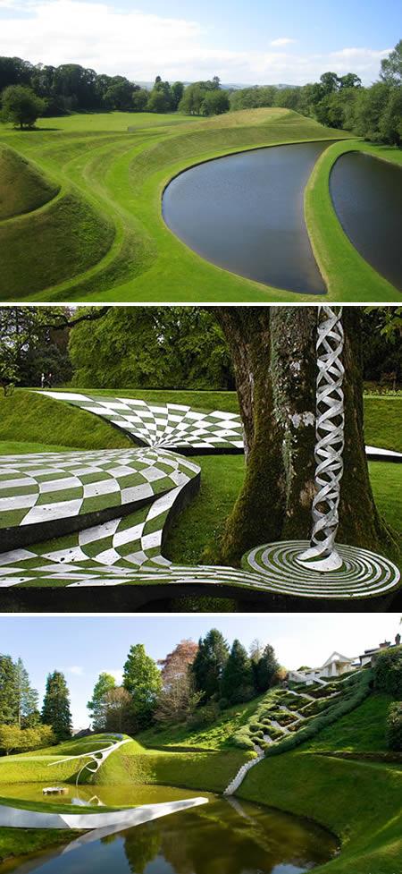 nejkrásnější zahrada Skotsko