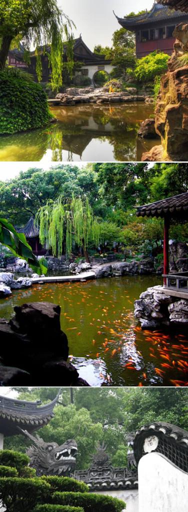 nejkrásnější zahrada Čína
