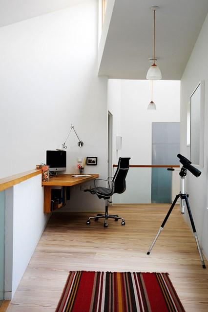 misto na pracovnu - jak vyuzit maly prostor