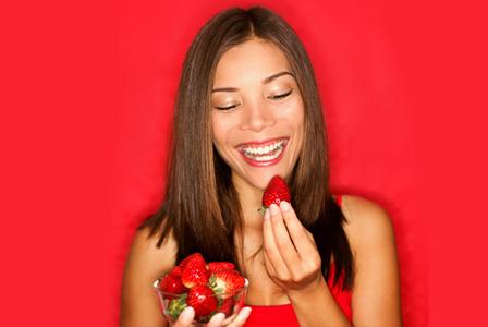 Zdraví a krása skrytá v jahodách