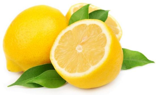 rozkrojeny citron