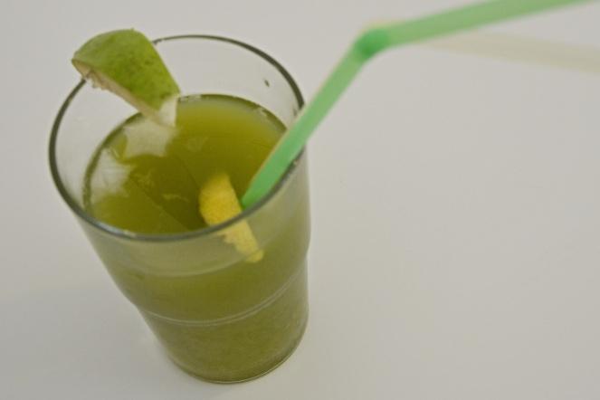 hotová mixovaná mátová limonáda