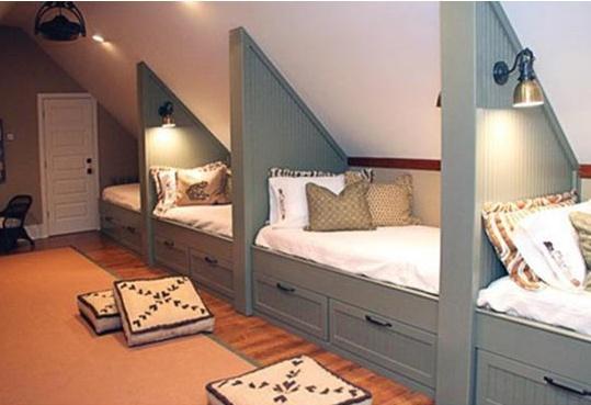 Patrové postele, které budete chtít doma