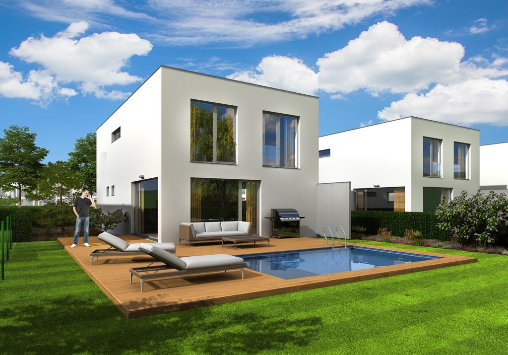 Moderní bydlení: na co si dát pozor při koupi novostavby
