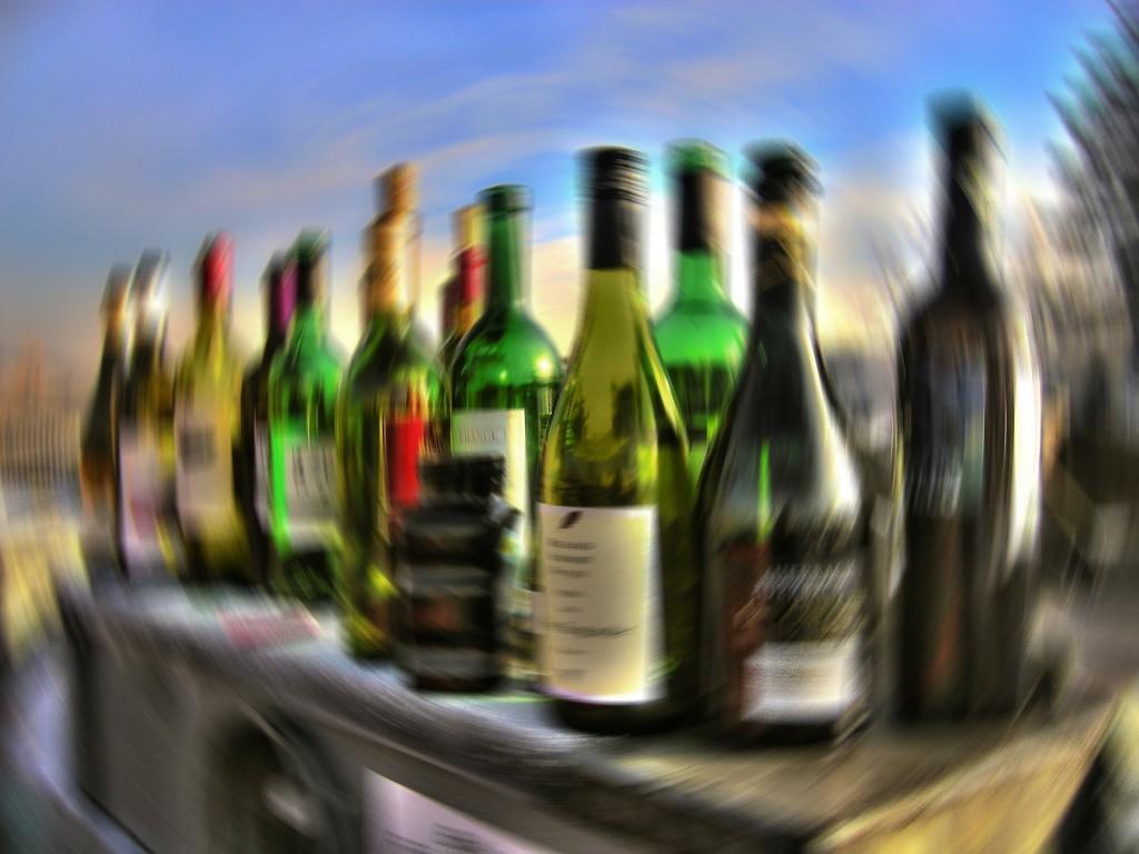 alkohol silvestr