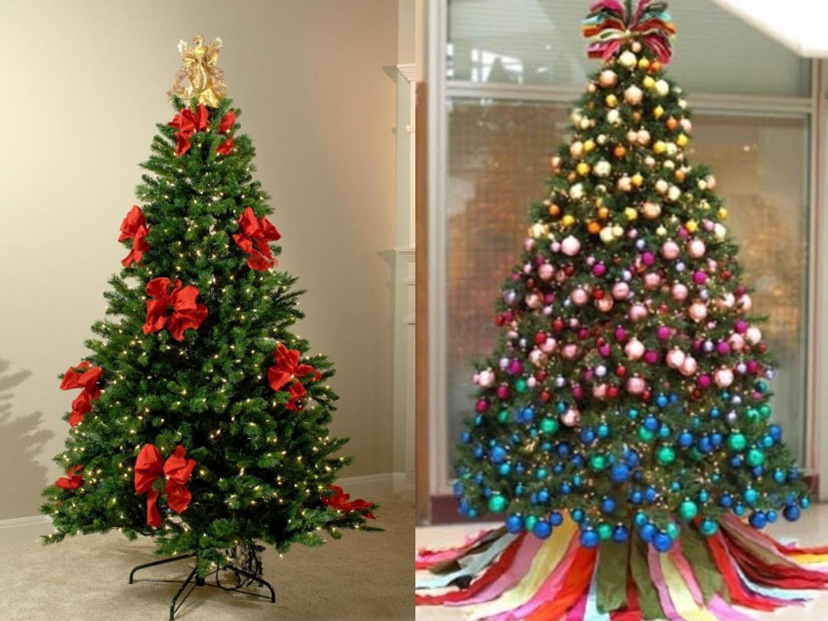 Mašle a stuhy ovládly vánoční trendy roku 2015