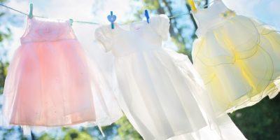 Ocet jako pomocník při praní: bílé, svěží a hebké