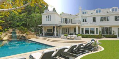 Robbie Williams prodává svůj dům v Los Angeles za 11 mil. $