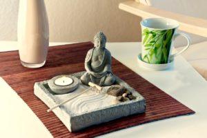 7 kroků pro harmonickou feng shui ložnici