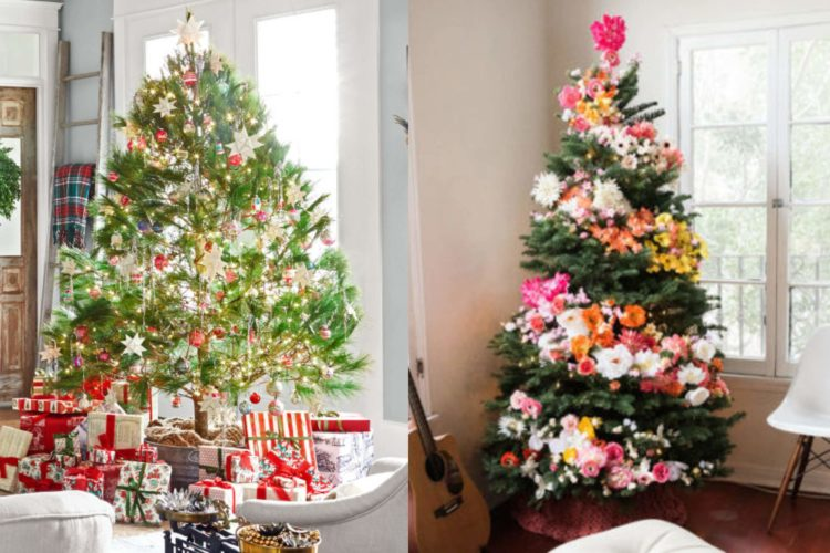 vánoční stromečky 2016
