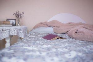 DIY: Bylinkový polštářek pro klidný spánek