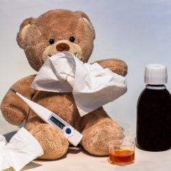 pomoc při nachlazení