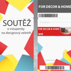 soutěž FOR DECOR 2017