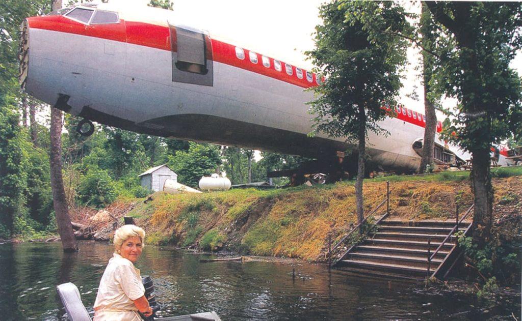 Letadlový dům