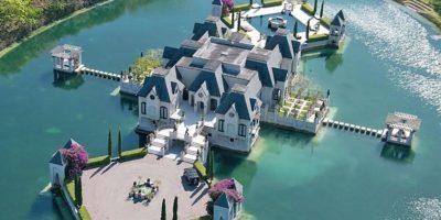 CELEBRITY: 10 nejúchvatnějších domů slavných
