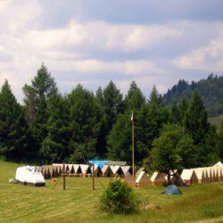 letní tábor Lacnov