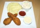 Fast food z domácí kuchyně: kuřecí paličky