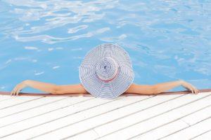 Chyby a omyly při čištění vody v bazénu