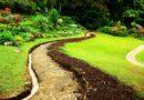 Zahradní cestičky zvládnete snadno sami