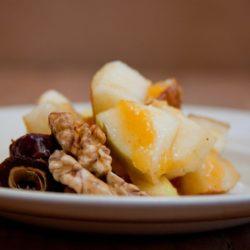 ořechová salát