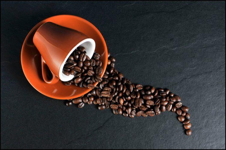 káva, kávová zrna