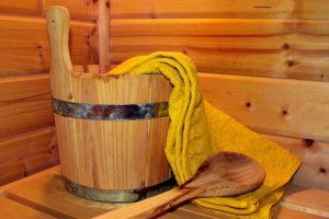 Domácí sauna: relaxace v pohodlí domova