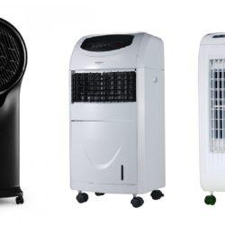 Zkuste ochlazovač vzduchu místo klimatizace. Jaký je v tom rozdíl?