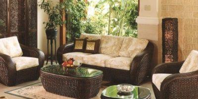 Ratanový nábytek pro dům i zahradu! Užijte si pohodlí spřírodním materiálem