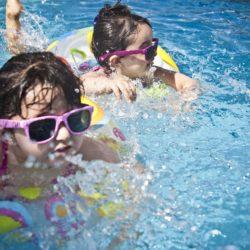 Zabezpečte si bazén. Pro rodiny s dětmi a zvířaty je to nutností