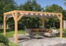 Krásné léto pod pergolou? Trávit slunné dny i večery na zahradě je báječný relax