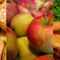 Ovoce a zelenina: jak je správně skladovat, aby vydržely čerstvé?